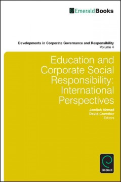 Education and Corporate Social Responsibility