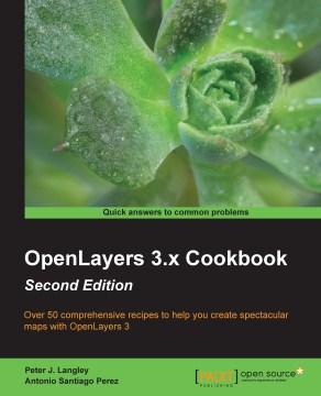 OpenLayers 3.x Cookbook