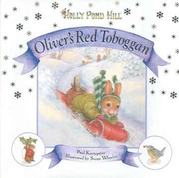 Oliver's Red Toboggan