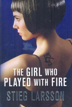 The girl who played with fire, millenium trilogy