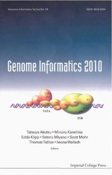 Genome Informatics 2010