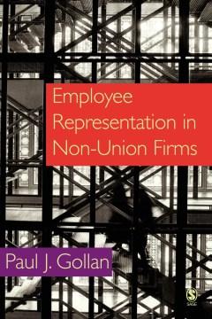 Employee Representation in Non-union Firms