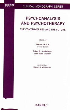 Psychoanalysis and Psychotherapy