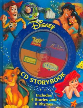 Disney CD Storybook