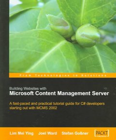 Building Websites With Microsoft Content Management Server