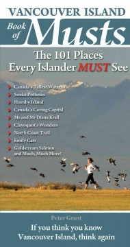Vancouver Island Book of Musts