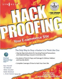 Hack Proofing your E-commerce Site