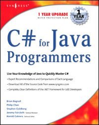 C♯ for Java Programmers