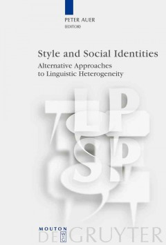 Style and Social Identities