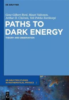 Paths to Dark Energy