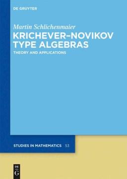 Krichever-Novikov Type Algebras