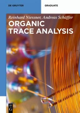 Organic Trace Analysis