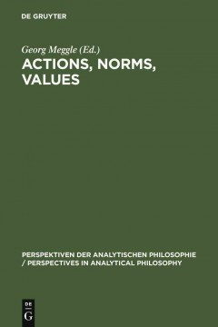 Actions, Norms, Values