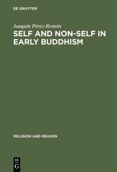 Self and Non-self in Early Buddhism
