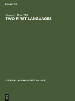 Two First Languages