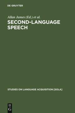 Second-language Speech