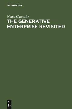 The Generative Enterprise Revisited