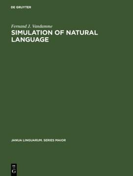 Simulation of Natural Language