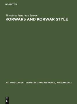 Korwars and Korwar Style