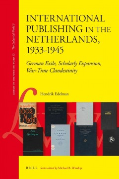 International Publishing in the Netherlands, 1933-1945