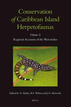 Conservation of Caribbean Island Herpetofaunas