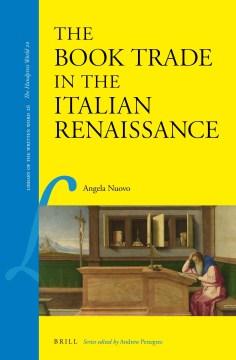 The Book Trade in the Italian Renaissance