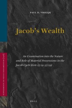 Jacob's Wealth