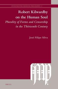 Robert Kilwardby on the Human Soul