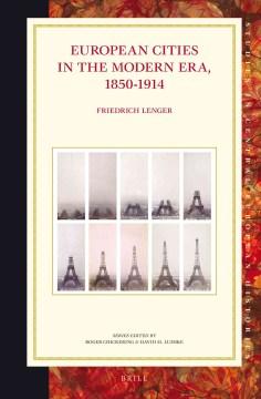 European Cities in the Modern Era, 1850/1914
