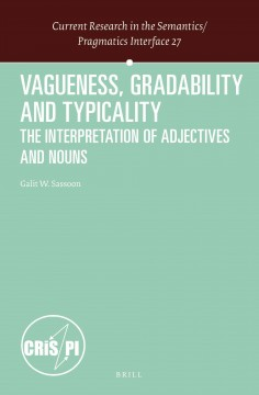 Vagueness, Gradability and Typicality