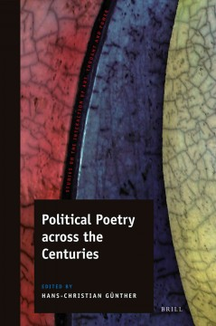 Political Poetry Across the Centuries