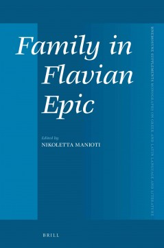 Family in Flavian Epic