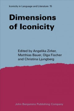 Dimensions of Iconicity
