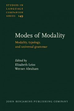 Modes of Modality