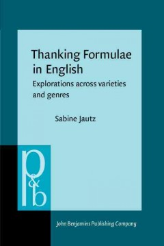 Thanking Formulae in English