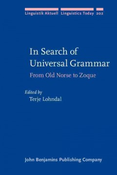 In Search of Universal Grammar