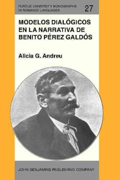 Modelos dialógicos en la narrativa de Benito Pérez Galdós