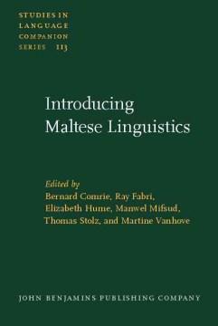 Introducing Maltese Linguistics