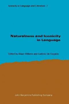 Naturalness and Iconicity in Language