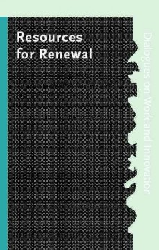 Resources for Renewal
