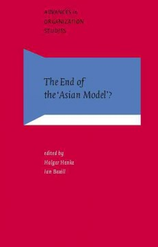 """The End of the """"Asian Model""""?"""