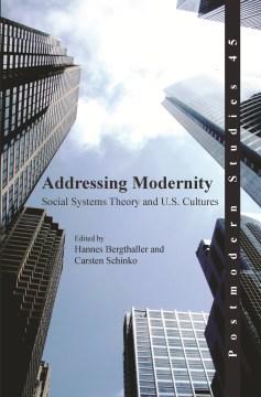 Addressing Modernity