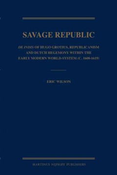 The Savage Republic