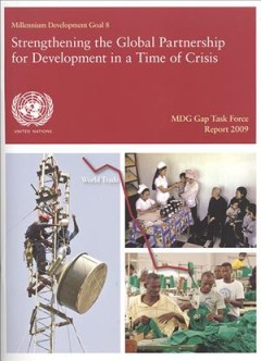 Strengthening the Global Partnership for Development in A Time of Crisis