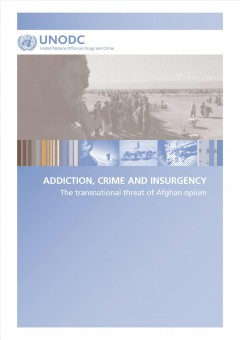 Addiction, Crime and Insurgency