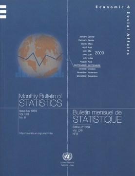 Monthly Bulletin of Statistics