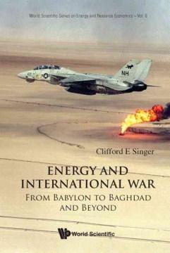 Energy and International War