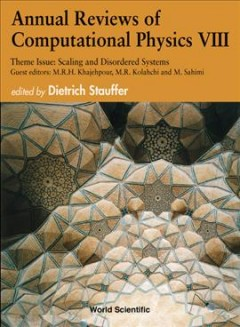 Annual Reviews of Computational Physics