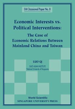 Economic Interests Vs. Political Interventions