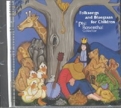 Folksongs and Bluegrass for Children
